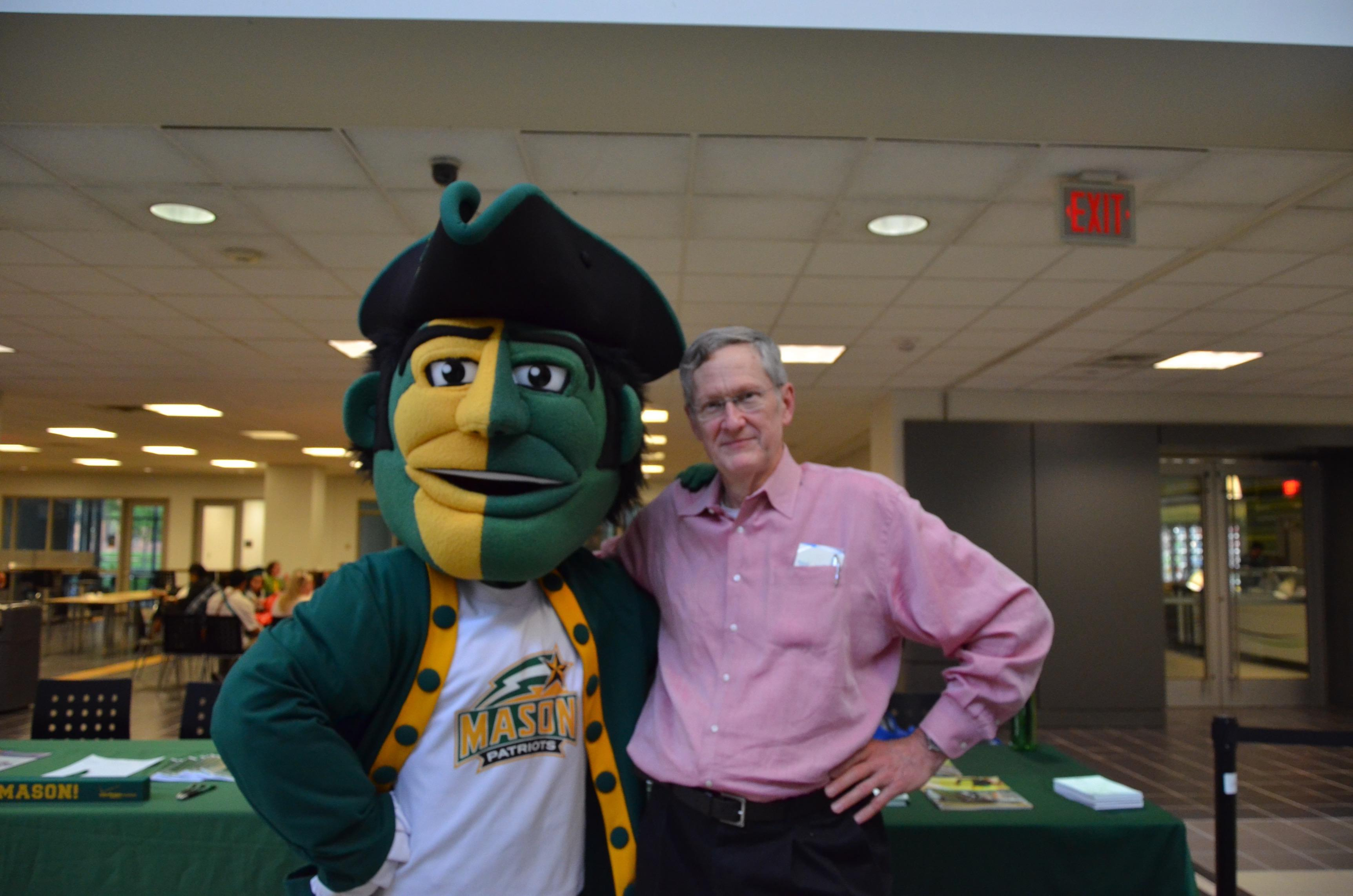 GMU 2016 Commencement